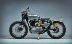 A custom Royal Enfield 350 against all odds, Swar is a gorgeous build by RS Moto from Nepal. Motorcycle Design, Motorcycle Style, Bike Design, Classic Motorcycle, Enfield Bike, Enfield Motorcycle, Royal Enfield Classic 350cc, Enfield Thunderbird, Royal Enfield Wallpapers