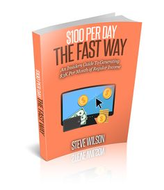 $100 Per Day The Fast Way