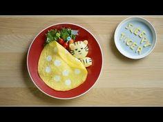 Video & Recipe 007 - Sleepy Tiger ข้าวห่อไข่ - YouTube