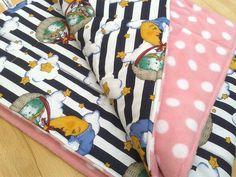 """Kuscheldecke/Babydecke  """"gute Nacht"""" von Little-Fashion auf DaWanda.com"""