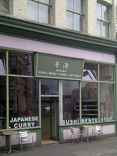 Integrated comms agency Embrace's Clerkenwell favourite: Mugen Sushi