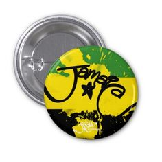 Shop A splash of Jamaica! Small Button Pin created by jiggycreationz. Button Badge, Jamaica, Badges, Buttons, Shop, Negril Jamaica, Badge, Store, Plugs