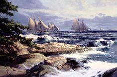 Return of the Seine Fleet, by Donald Demers