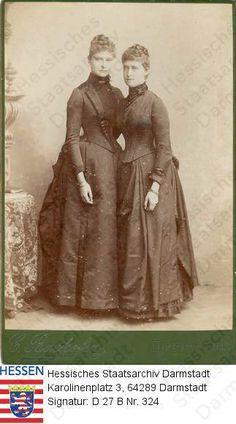 Alix and Irene