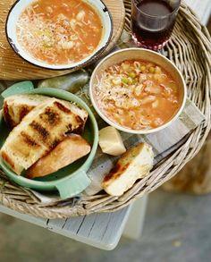 Resep | Jan Braai se eg Italiaanse minestrone