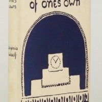 A Room of One's Own by WOOLF, Virginia - Jonkers Rare Books