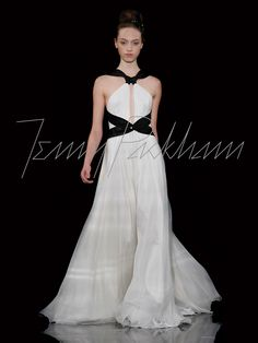 Jenny Packham. I love the proportions here of top third to bottom two thirds