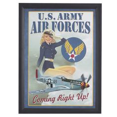 Air Force Pin-up