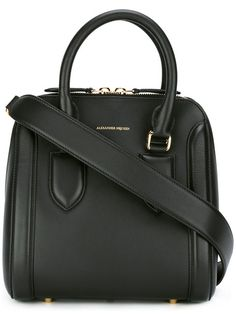 d65dfe901aacf Alexander McQueen Heroine Tote - Farfetch. Leather Luggage TagsLuggage  BagsLeather ...