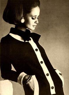 Stunning Vogue dress 1960's