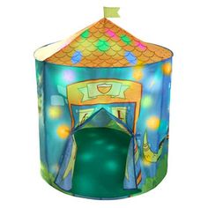 Inspired by Savannah: Make Indoor Play More Fun with the Twinkle Play Tent from Jay@Play - Includes Fun Magical Light Show (Review) Holiday Gift Guide, Holiday Gifts, Tent Set Up, Dragon's Lair, Indoor Play, Christmas Morning, New Toys, Twinkle Twinkle, Good Music