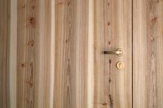 Door - Haus am Mühlbach, Mühlen in Taufers / Pedevilla Architects