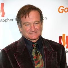Robin Williams Through the Years