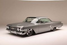 01-1960-chevrolet-impala-bubble-top-barba - Eric Geisert