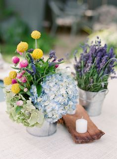 Lavender & Twine - lavenderandtwine.com  Read More: http://stylemepretty.com/2013/10/15/ojai-garden-wedding-from-lavender-twine/