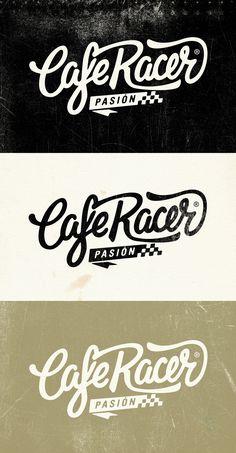 Cafe Racer Pasión Logotype, Spain