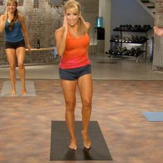 Burn fat and build lean muscle with this amazing at-home workout routine. These exercises will tone and tighten your entire body. Burn calories and lose weight with this effective workout. Home Exercise Routines, Cardio Routine, At Home Workouts, Plyo Workouts, York Fitness, Chalene Johnson, Kickboxing Workout, Muscle Building Workouts, Low Impact Workout