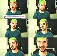 ❤️  Jacksepticeye / Sean McLoughlin / Sean William McLoughlin