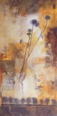 Ann Baldwin ~ Mixed Media Art