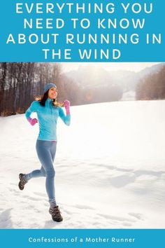 Everything you need to know about running in the wind. Winter has its challenges and rewards. Check out the top tips for winter runs in windy conditions #Running #RunningTips #RunningInTheWind #WindyRunning #WinterRunning #OutdoorRunning #Exercise #WeightLoss Running Tips, Running Training, Fitness Tips, Fitness Motivation, Leg Workout Women, Alcohol Is A Drug, Winter Running, How To Run Faster, Physical Fitness