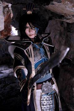 Sima Shi(Dynasty Warriors 7) by ren fujimori on WorldCosplay