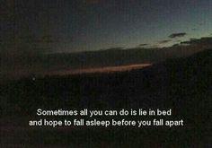 Immagine di quote, sad, and grunge