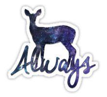 Always - Harry Potter Sticker