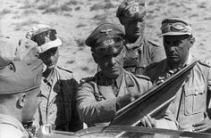 Nordafrika, Erwin Rommel mit Offizieren #10 German Field Marshal Erwin Rommel Is Believed To Have Hidden Treasure In An Underwater Cavern During The War… But It Has Never Been Discovered German Field Marshal Erwin Rommel was one of the most-high-profile Nazi generals during World War II – and he was so dedicated to the state that he attempted to hide treasure when he began to fear the worst during 1944.