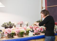 Floral arrangements by Wunderplant