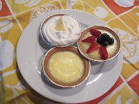 Lemon Tarts from Ellery Adams