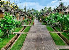 this show Bali Prepare 100 Tourism Village by travel spot Antara, Most Visited, Balinese, Ubud, Natural Beauty, Beautiful Places, Sidewalk, Island, Explore
