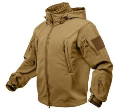 Special Operations Tactical Softshell Jacket - OPSGEAR - 1