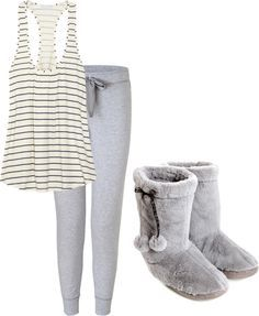 Cute Pajama Outfits for Teenagers | pajamas #teen #cozyyy #cute More