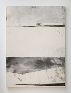"""Sam Moyer, """"91607,"""" 2013, ink on canvas mounted to wood panel, 84 x 60 inches, 213.4 x 152.4 cm"""