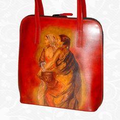 Kabelky Kožené výrobky - Page 4 of 5 - Kožená galantéria a originálne ručne maľované kožené výrobky Mini Bag, Backpacks, Backpack, Small Bags, Backpacker, Backpacking