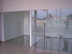 Interiores cristal templado