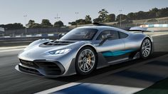 Mercedes-Benz AMG Project ONE.