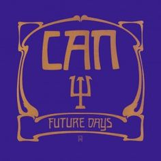 Can Future Days LP Vinil 180 Gramas + Download Remastered Edition Mute Spoon Records 2014 EU - Vinyl Gourmet