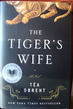 DAY 1 of GIVEAWAY WEEK! Win The Tiger's Wife: Tell Me Why I Can't Dress Myself