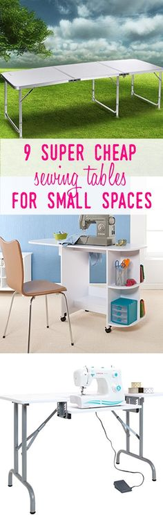 sewing table   sewing cabinet   sewing machine table   sewing room decor   folding sewing table