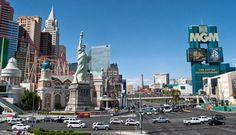 Las Vegas does the world