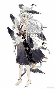 60 Ideas For Fashion Girl Illustration Beauty Inspiration Anime Art Girl, Manga Girl, Anime Girls, Female Characters, Anime Characters, Anime Dress, Beautiful Anime Girl, Anime Outfits, Pretty Art