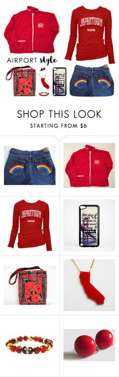 """Going to California"" by kateduvall ❤ liked on Polyvore featuring vintage"