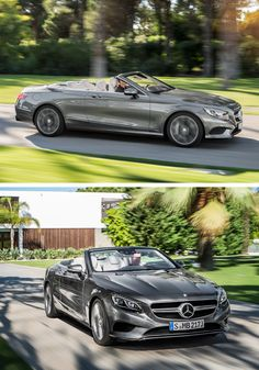 The Mercedes-Benz S-Class and the Mercedes-AMG will celebrate their world premieres at the IAA Cars 2015. Check out the sixth variant of the current S-Class family and the first open-top luxury four-seater from Mercedes-Benz since 1971.