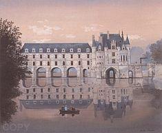 Michel Delacroix, Chenonceaux