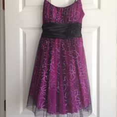 Pink Short Cocktail Or Homecoming Dress