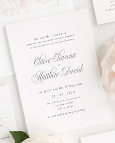 Our Garden Elegance wedding invitation collection is perfect for a whimsical yet classic wedding. Request your free sample today and see our outstanding quality in person.