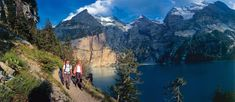 El conjunto de montañas, valles y glaciares Jungfrau-Aletsch-Bietschhorn, en los Alpes suizos