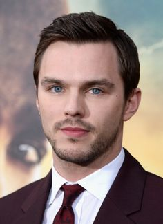 #NicholasHoult at the #Hollywood premiere of #MadMaxFuryRoad!