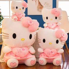Hello kitty plush toys - very cute and with big love #hellokitty #love #heart #ily #plüschtier #gift #cute #sweet #süss #pelush #peluche #pink #rose #ily #geschenk #plushtoy #plush #girl #hk #cat #katze #home #chair #children #kids #kind #kinder #switzerland #swiss #suisse #cadeau